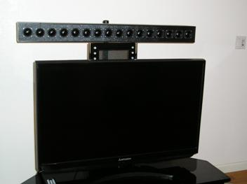 16-speaker array for home theater