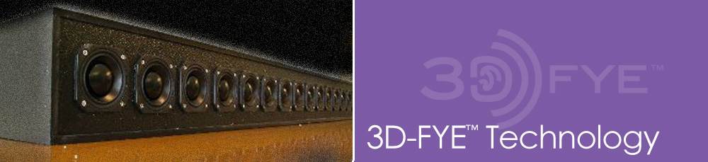 3d-fye  surround sound Technology